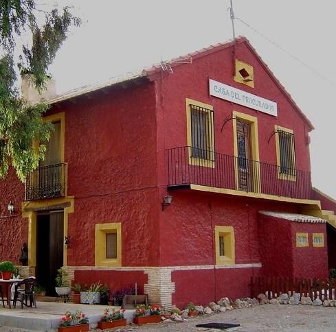 Casa rural el procurador
