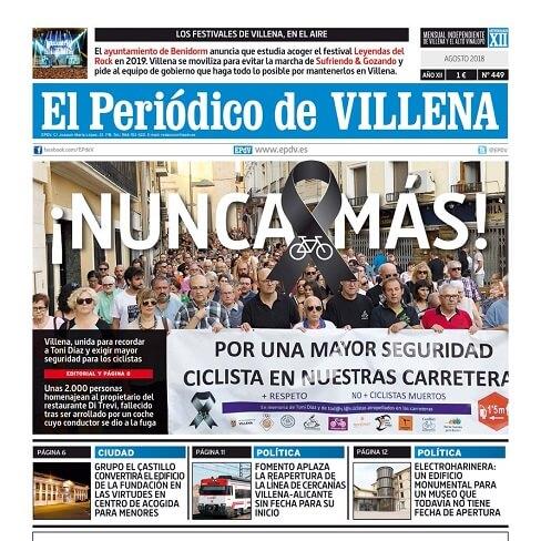 Actualidades de Villena