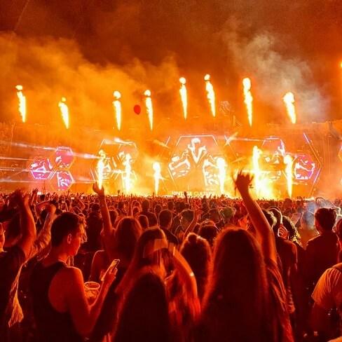 Uno de los festivales de Villena esLeyendas de Rock