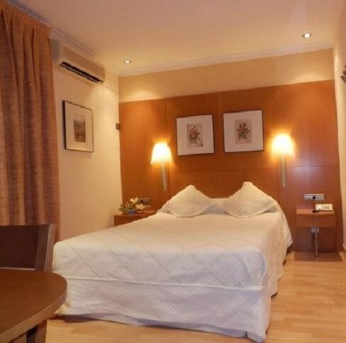 Hotel La Salbadora en Villena