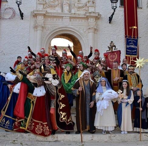 Navidad y Reyes en Villena