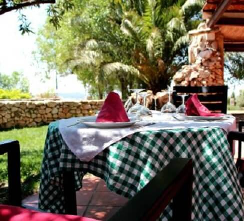 Los Balcones restaurante terraza