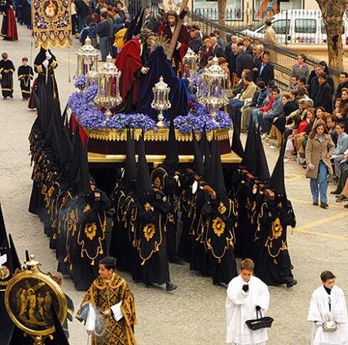 La Semana Santa en Villena